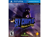 Sly Cooper: Thieves in Time - Ελληνικό - PS Vita Game
