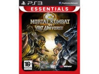 Mortal Kombat VS DC Universe Essentials - PS3 Game