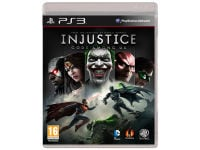 Injustice: Gods Among Us - PS3 Game