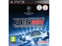 PS3 Used Game: Pro Evolution Soccer 2014