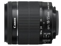 Canon EF-S 18-55mm f/3.5-5.6 IS STM - Canon DSLR Lens