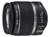 Canon EF-S 18-55mm f/3.5-5.6 IS II- Canon DSLR Lens