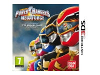 Power Rangers Megaforce - Nintendo 3DS/2DS Game