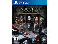Injustice: Gods Among Us - Ultimate Edition - PS4 Game