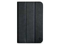 Belkin Smooth Tri-Fold Cover with Stand - Θήκη Samsung Galaxy Tab 3 7.0 - Μαύρο