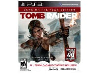 Tomb Raider - Game of the Year Edition - PS3 Game