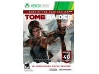 Tomb Raider - Game of the Year Edition - Xbox 360 Game