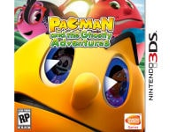 Pac-Man And The Ghostly Adventures - 3DS/2DS Game