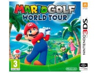 Mario Golf World Tour - 3DS/2DS Game
