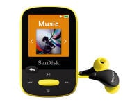 MP3 SanDisk Clip Sport 8GB Kίτρινο