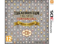 Theatrhythm Final Fantasy Curtain Call Limited Edition - 3DS/2DS Game