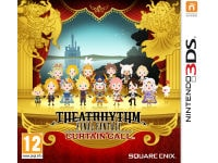 Theatrhythm Final Fantasy Curtain Call Standard Edition - 3DS/2DS Game