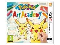 Pokemon Art Academy - 3DS/2DS Game