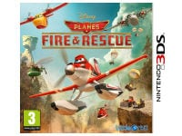 Planes Fire & Rescue - 3DS/2DS Game