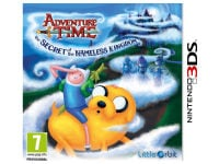 Adventure Time: The Secret of the Nameless Kingdom - 3DS/2DS Game