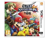 Super Smash Bros - 3DS/2DS Game