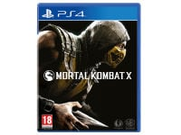 Used PS4 Game: Mortal Kombat X