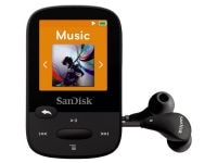 MP3 SanDisk Clip Sport 8GB Μαύρο