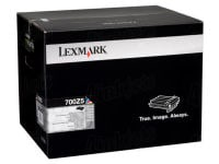 Τόνερ μαύρο & έγχρωμο Lexmark 70C0Z50 Black and Colour Imaging Kit