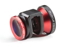 Φακός iPhone 4/4s FishEye/Makro Olloclip 3-In-1 lens OC-IPH4-FMW-R
