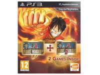 One Piece: Pirate Warriors 1 & 2 Bundle - PS3 Game