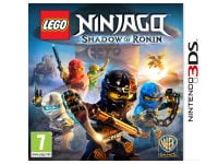 LEGO Ninjago - Shadow of Ronin 3DS/2DS Game