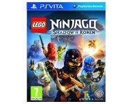 LEGO Ninjago - Shadow of Ronin PS Vita Game