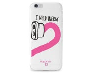 Θήκη iPhone 6/6S - Puro HappineS Love Energy Cover HPIPC647LOVENERGY2