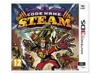 Code Name S.T.E.A.M. - 3DS/2DS Game