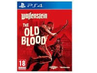 Wolfenstein The Old Blood - PS4 Game