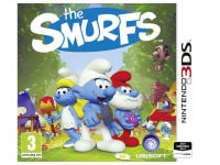The Smurfs - 3DS/2DS Game