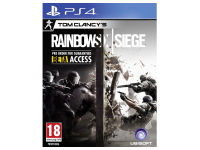 PS4 Used Game: Tom Clancy's Rainbow Six Siege