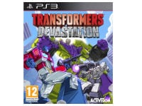 Transformers Devastation - PS3 Game