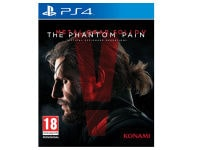 Metal Gear Solid V Phantom Pain - PS4 Game