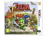The Legend of Zelda - TriForce Heroes - 3DS/2DS Game