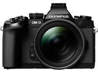 Mirrorless Camera Olympus E-M1 12-40mm - Μαύρο
