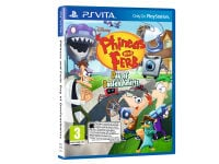 Phineas and Ferb: Day of Doofenshmirtz - PS Vita Game