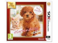 Nintendogs + Cats: Toy Poodle and New Friends Selects - 3DS/2DS Game