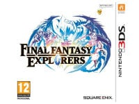 Final Fantasy Explorers - 3DS/2DS Game