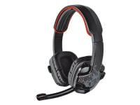 Trust GXT 340 7.1 - Gaming Headset Μαύρο