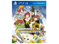 Digimon Story: Cyber Sleuth - PS4 Game