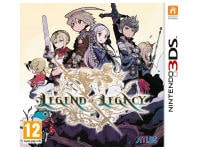 The Legend of Legacy - 3DS/2DS Game