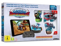 Skylanders SuperChargers Mobile - Tablet Game