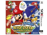 Mario & Sonic at the Rio 2016 Olympic Games - 3DS/2DS Game