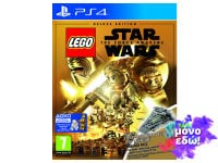 LEGO Star Wars: The Force Awakens Deluxe Edition - PS4 Game