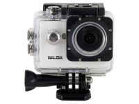 Action Camera Nilox MiniUp 720p HD Λευκό