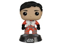 Φιγούρα Funko Pop! Star Wars - Poe Dameron (No Helmet) (Star Wars)