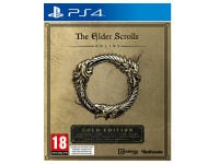 The Elder Scrolls Online Gold Edition - PS4 Game