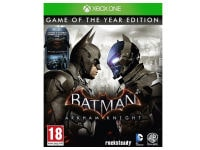 Batman: Arkham Knight Game of the Year Edition - Xbox One Game