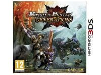 Monster Hunter Generations - 3DS/2DS Game